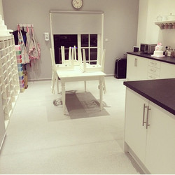 A nice tidy kitchen and I am ready for bed!!