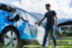 MICADO-FLUGS E-CARSHARING Oberlienz