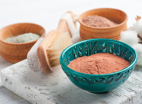 The Power of the Natural Clay Mask