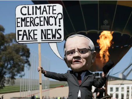 Can Insurance Fix the Climate Emergency?