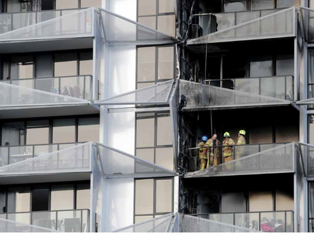 The Cladding Debacle Deepens