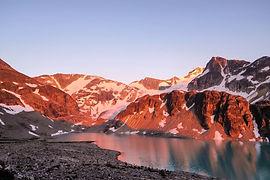 Whistler Wedgemount Lake Hike