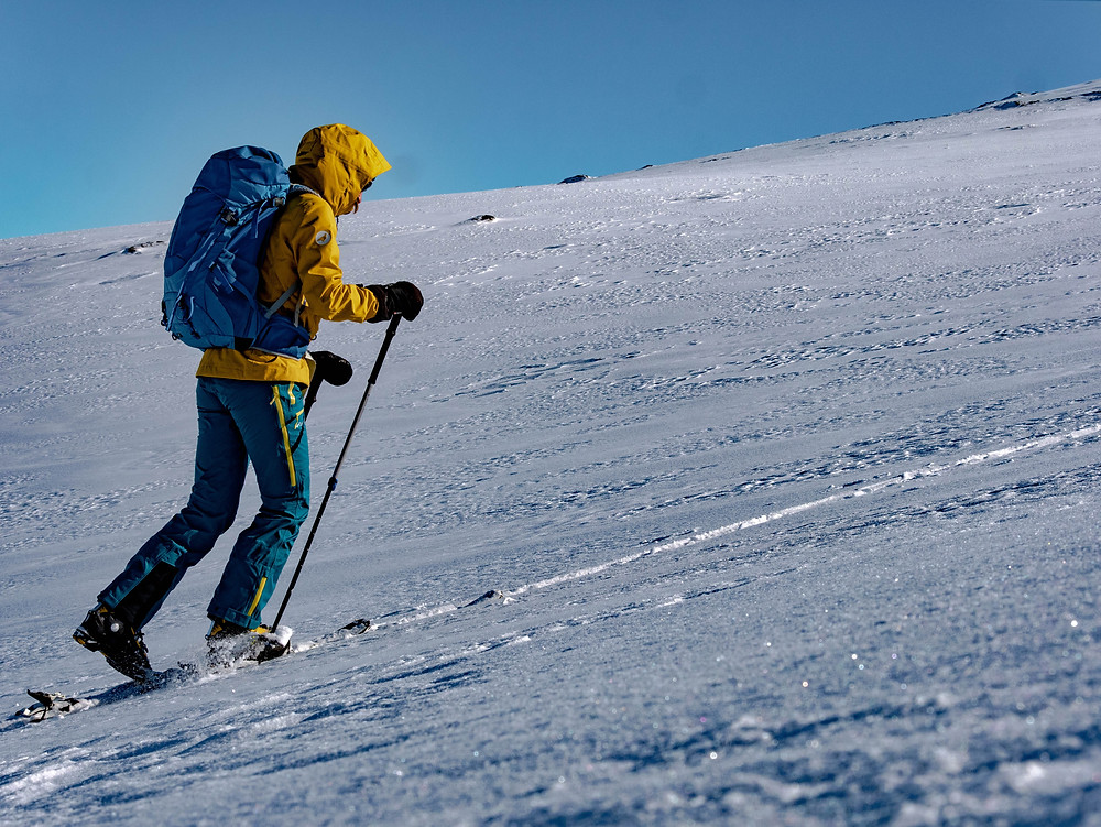 What to Expect on Your First Day Ski Touring