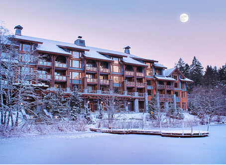 Your Perfect Whistler Staycation