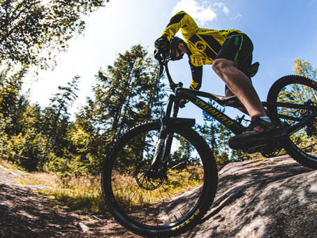 Why You Should Start Mountain Biking Like, Right Now