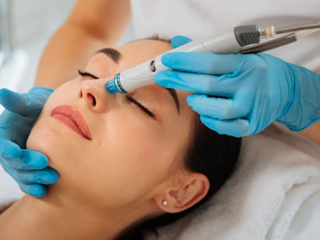 Get your skin winter-ready with Nita's Hydrafacial