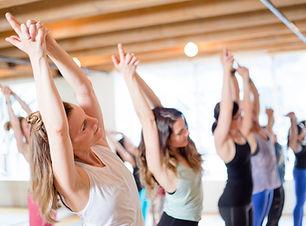 whistler village creekside gym fitness health yoga