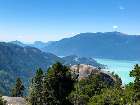 10 Things To Do in Squamish