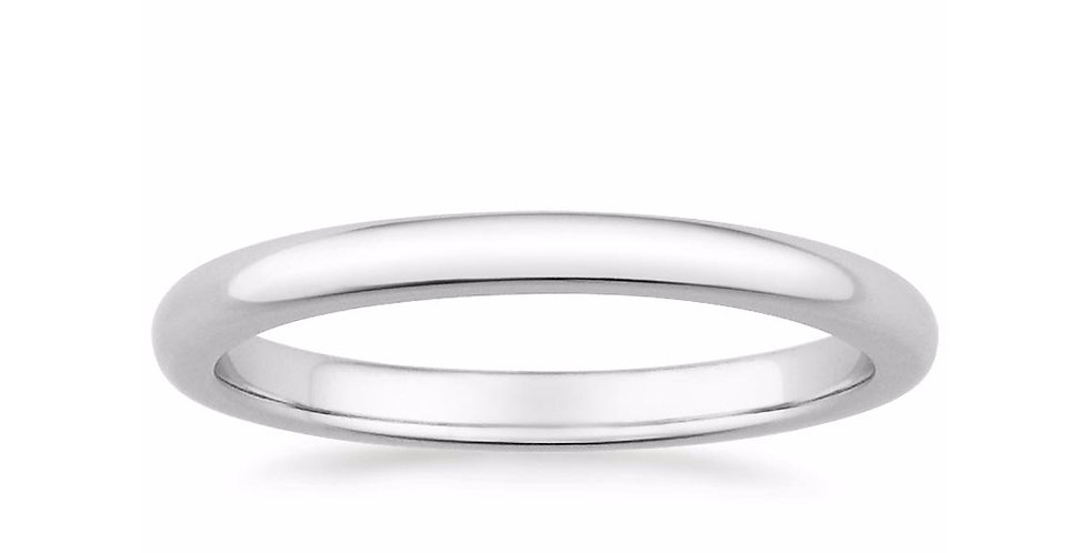 CLASSIC WEDDING RING (2.0 MM)