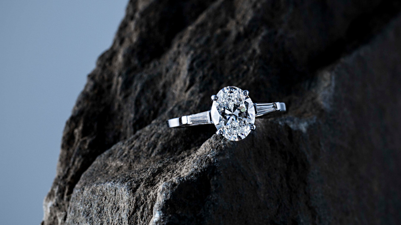 Oval Diamond Trilogy Engagement Ring.jpg