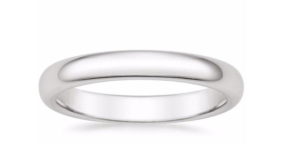 CLASSIC WEDDING RING (3.0 MM)