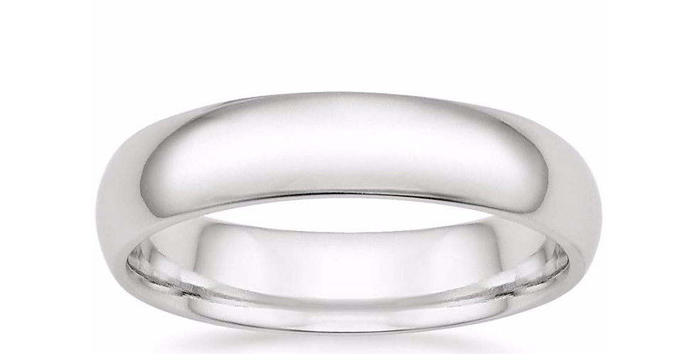 CLASSIC WEDDING RING (5 MM)