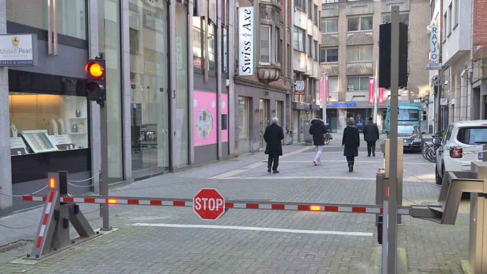 Hoveniersstraat, Antwerp