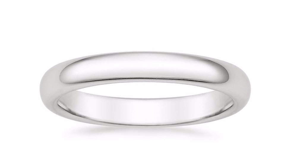 CLASSIC WEDDING RING (3 MM)