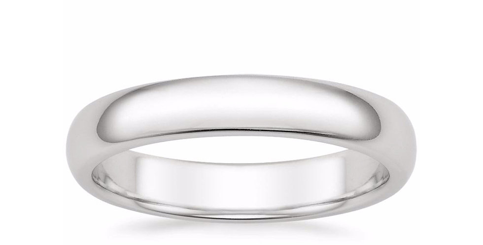 CLASSIC WEDDING RING (4 MM)