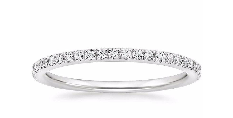 """EMMA"" DIAMOND ETERNITY RING (1/4 CTW)"