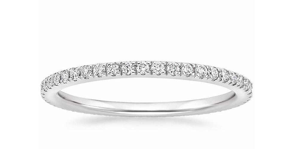 """EMMA"" DIAMOND ETERNITY RING (1/3 CTW)"