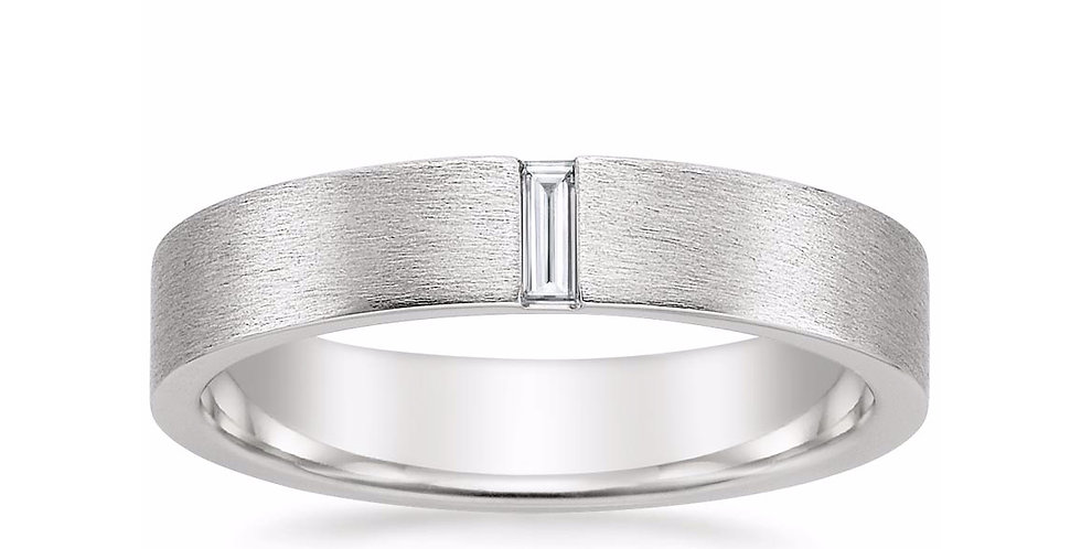 """LIAM"" DIAMOND WEDDING RING"