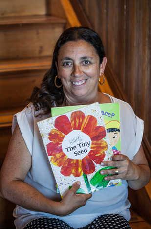 Educadora de Párvulo - María de los Ángeles Correa