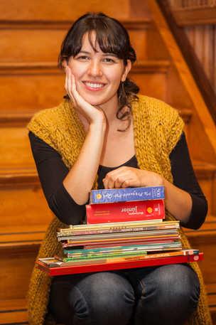 Coordinadora Tercer Ciclo y Media - Paloma Mas