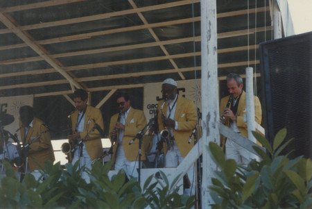 1992 with Illinois jacquet big band 1.jp