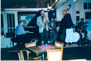 1999 Don Friedman qt at deer head inn.jp