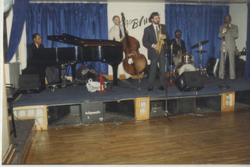 1993 with Irvin Stokes, Richard Wyands,