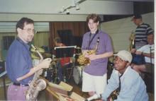 1995 Teaching at CT institute (jaleel Sh