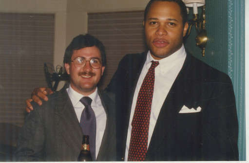 1991 with Byron Stripling.jpeg