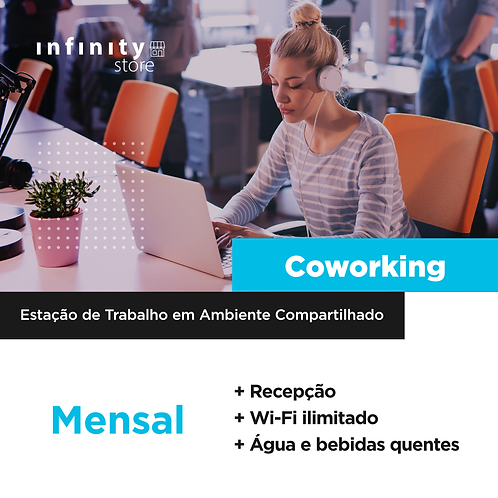 Coworking - Monthly
