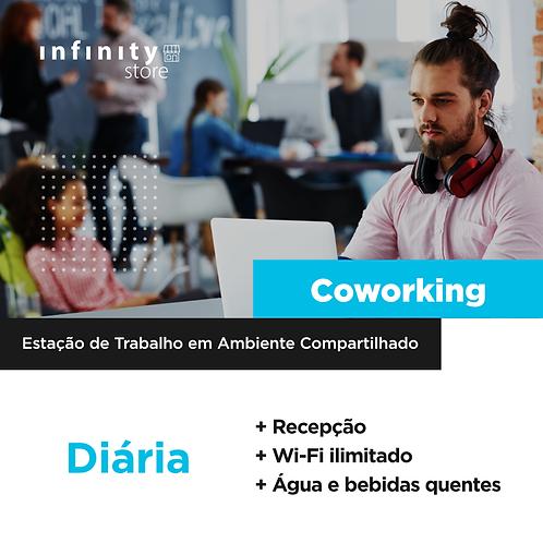 Coworking - Diária