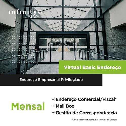 Virtual Basic Endereço - Mensal