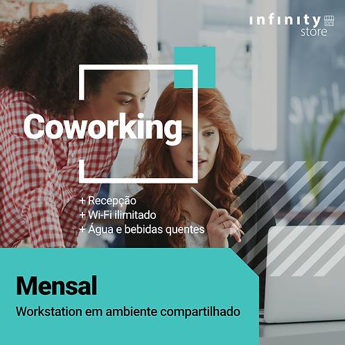 Coworking - Mensal