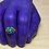 Thumbnail: Gemstone Copper Rings