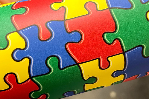 Patterned Autism HTV