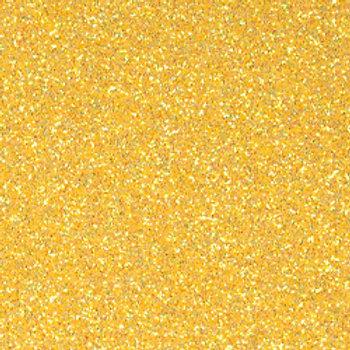 Yellow HTV Glitter