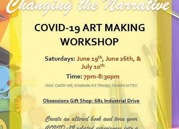 COVID ART Making Workshop
