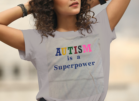 Autism is a Superpower