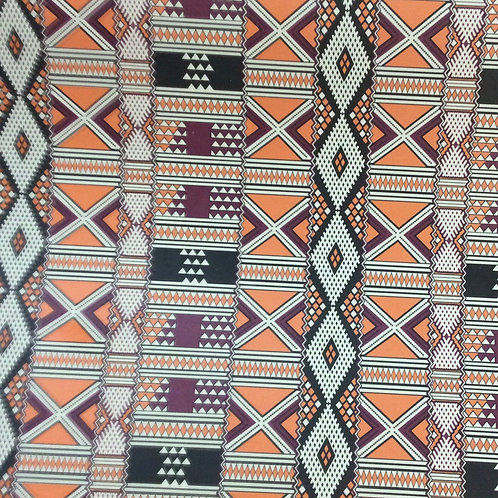 Patterned Afrocentric HTV