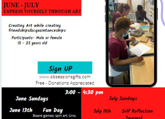 MPAC US - Express Yourself Through Art