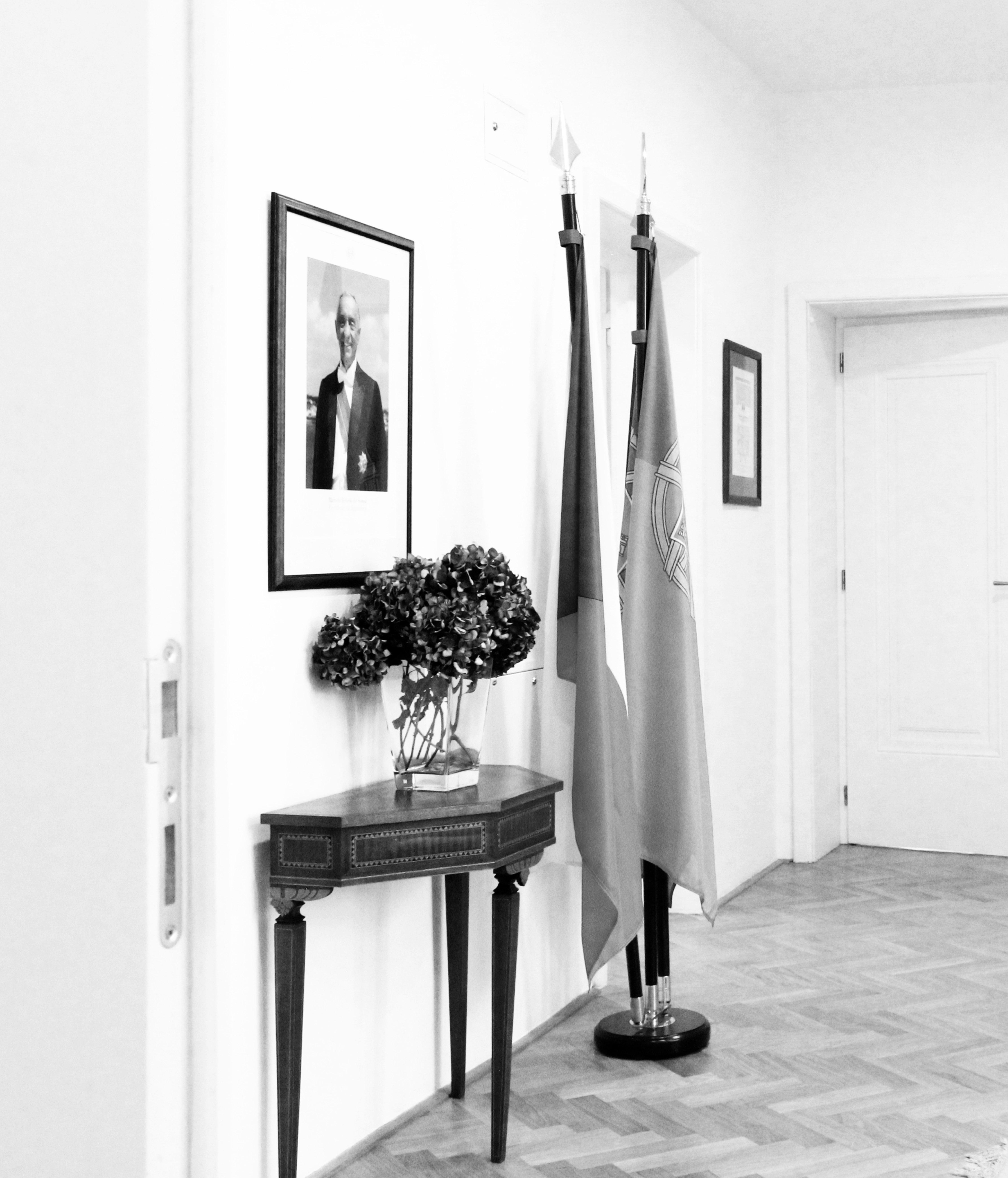 Portuguese Embassy in Prague