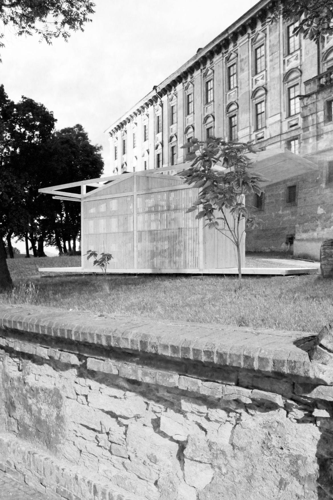 The Lobkowicz Winery Pavilion, CZ