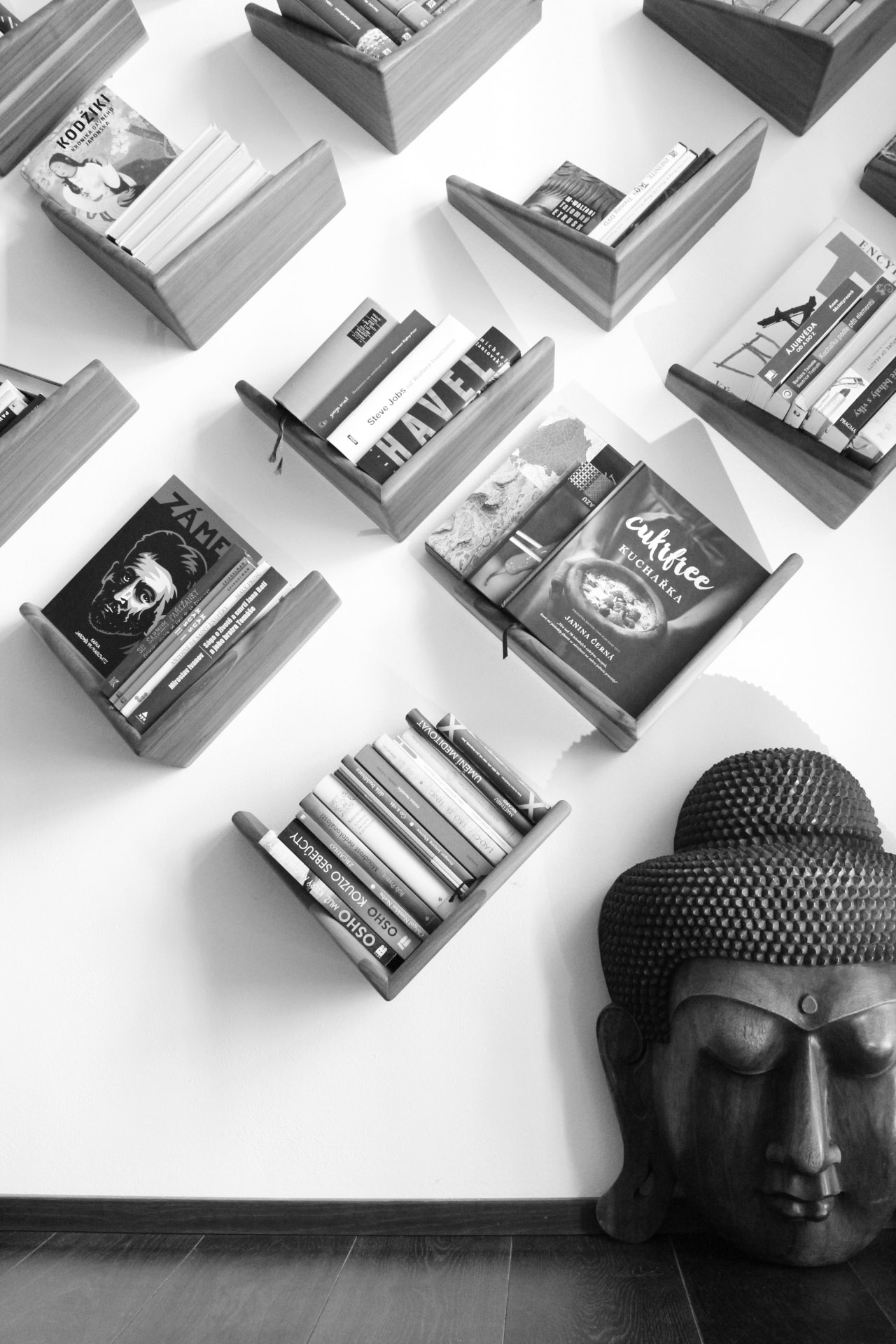 Bookshelf Regina