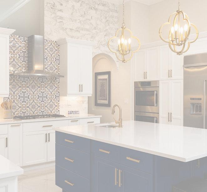 Elite Tile Creations Kitchen Remodel