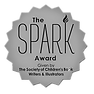 SCBWI Spark Award Winner Seal No backgro