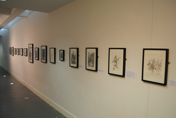 Unwritten History Exhibition is live!