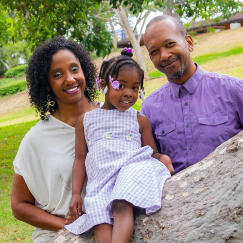 Clare and Marcus, Parents Through Foster-To-Adopt: