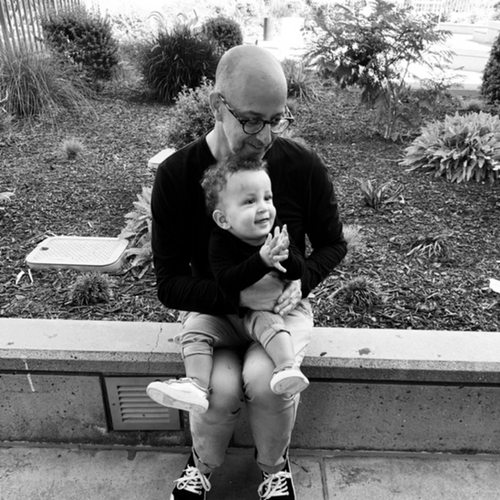 Gerry, Dad of Son through Foster-to-Adoption: