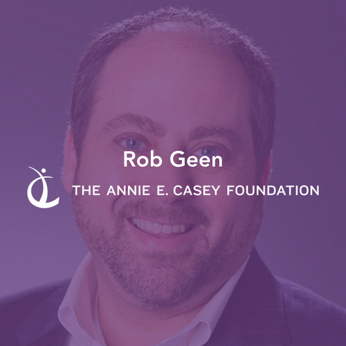 Rob Geen, Director for Policy Reform and Advocacy