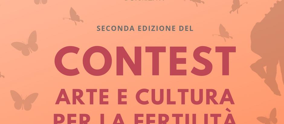 """2° Edizione Contest """"Cultura e arte in tema di preservazione della fertilità"""""""